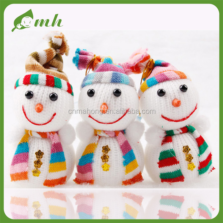 Made in China new designs decorating Christmas Gift christmas toys Santa Claus Dolls