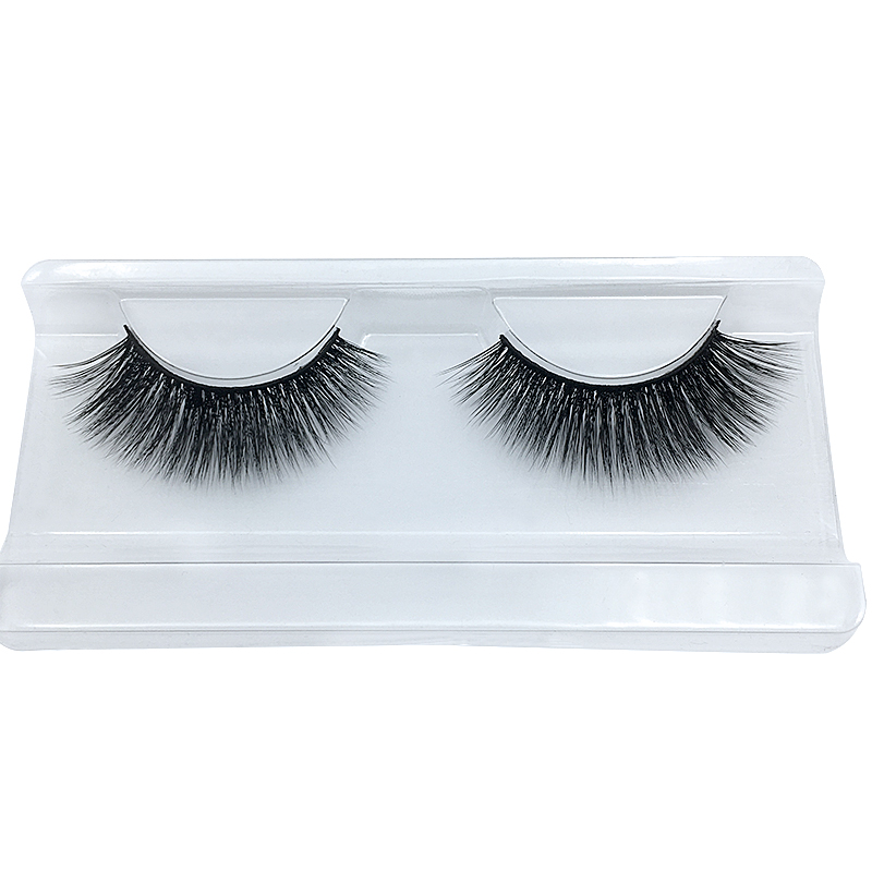 kylie cosmetics High Quality False Eyelashes Handmade Natural Long Thick Mink Fur Eyelashes Soft Fake Eye Lash extensions Black