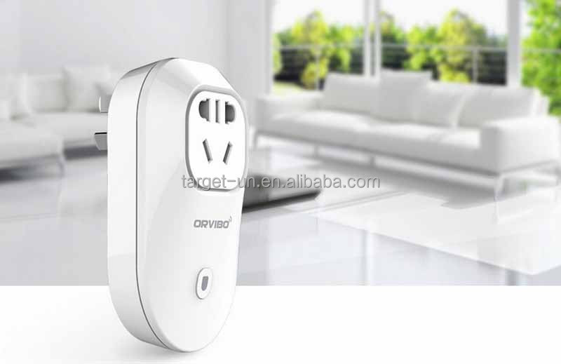 2016 Factory Price Plugs US UE Standard WIFI Smart Plug With Time Setting Remote Control