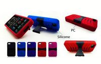 Wholesale Phone Cover Heavy Duty Kickstand Defender Combo Case for blackberry Z10