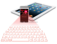 Portable Virtual Laser keyboard and mouse for smartphone,PC,Ipad, Bluetooth Projection Keyboard Wireless Speaker