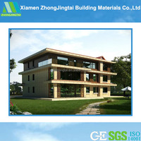 China prefab beach house design, solar prefab houses poland