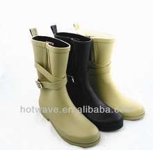 2014 new style lady's fashion rainboots,rubber boots,outdoor boots