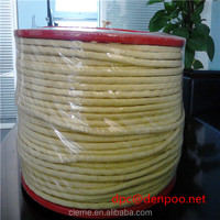 Fireproof Kevlar Fiber Rope For Protection