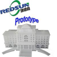Low cost 3d rapid prototype service, building prototype