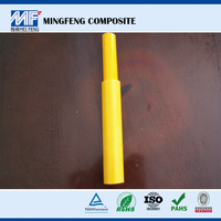 MF0043 hot sale fiberglass Pole Material and Extensible Handle Type fiberglass mop handle