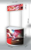 retail goods display stand