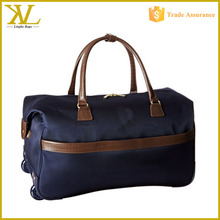 2016 Hot Sale wheeled Carry On Travel Trolley Bag, Clothes Sport Travel Organizer Bag