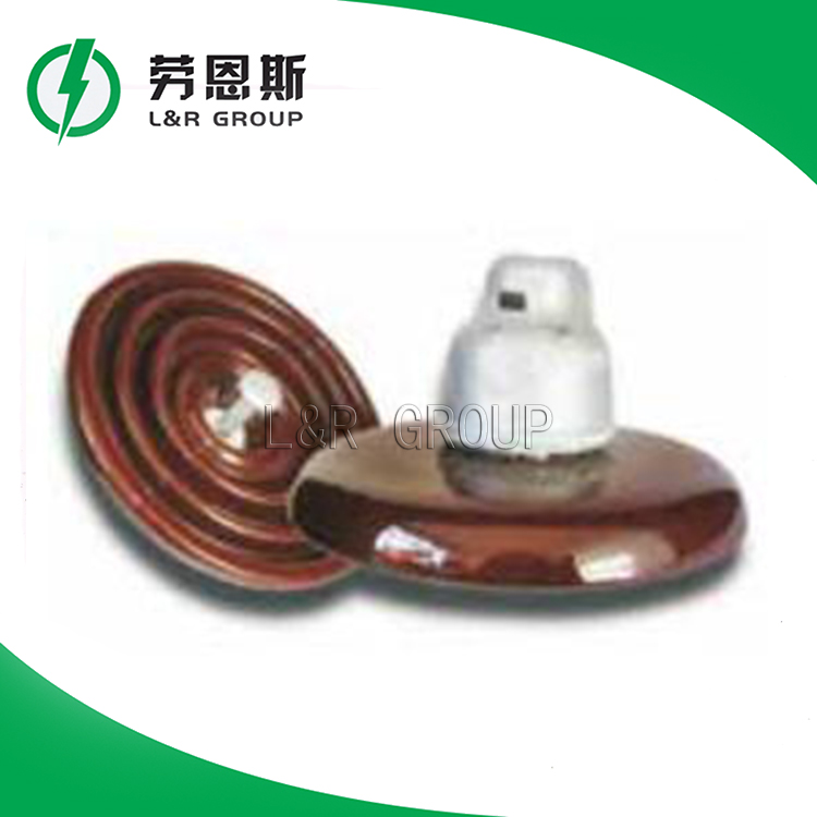 high quality Cheapest Porcelain ANSI 53-2 spool insulator