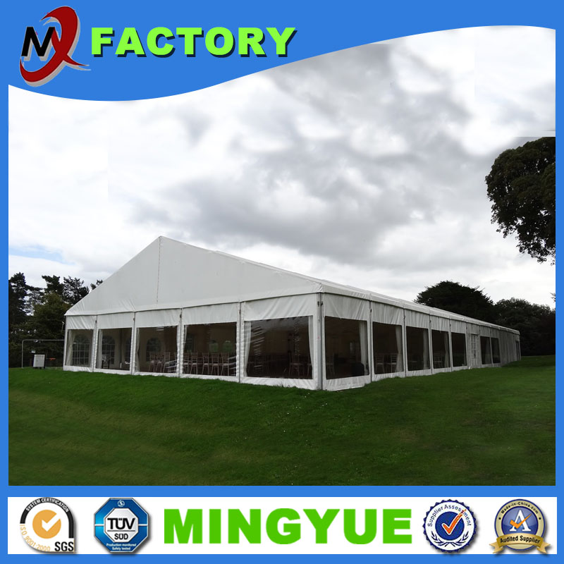 Hot sell good quality steel frame air conditioned tent for wedding