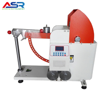 high quality corrugated paper bonding strength tester, paper cardboard puncture testing machine