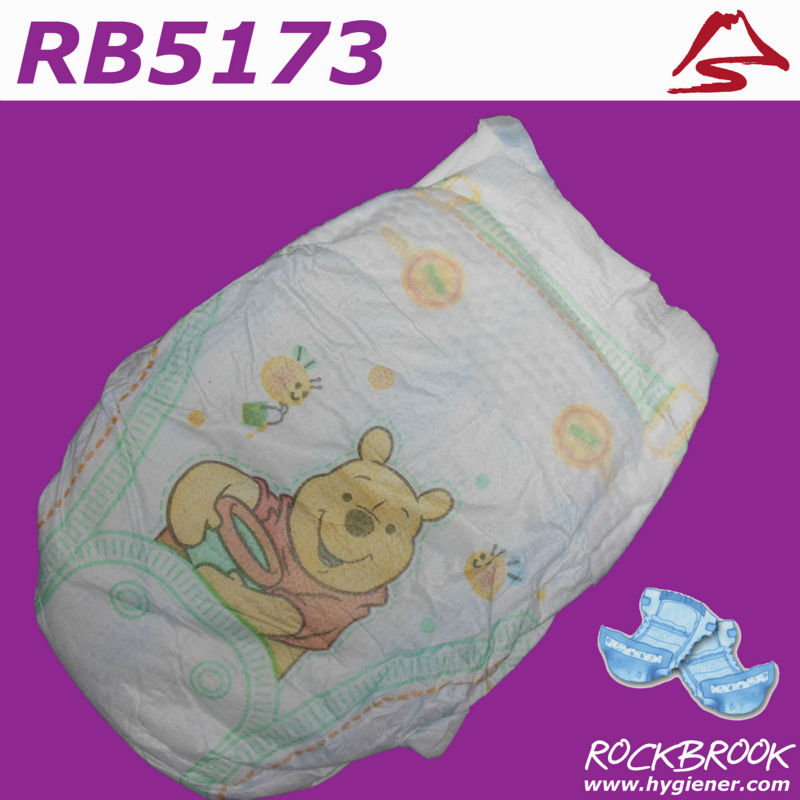 OEM Disposable Baby Diaper Models - Baby Care Baby Diaper / Nappy Hello Baby / One Size Diaper