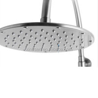 Fine mesh plated mineral negative ion shower head douche filter mesh