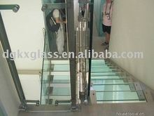 tempered Laminated glass for building