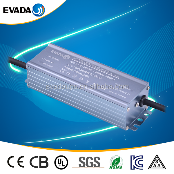 Constant current 40W 24v led mobile power supply IP65 led power