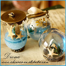 gold chains with rose and ball,Rectangle glass cover/glass dome/glass orb/glass globe,hanging dried flowers in glass bottles