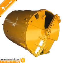 Rock Auger Core Barrel Drilling Bucket for Deep Foundation Drilling
