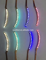 New fashion products wholesale Led false eyelashes Hot sale Popular for party,each festival,bar,night club