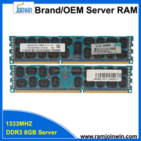 Large stock status and Server Application Registered 1333mhz 8gb ddr3 ram for server