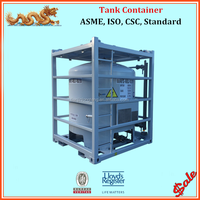 4000 Liters 1000 US Gal T7 Offshore Tank Container with ASME & LR Standard