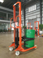 NIULI Hand operated hydraulic manual drum lifter