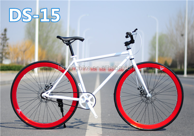 free style fixed gear bicycles / fixed bike /single speed fixie bicicle fixed for sale