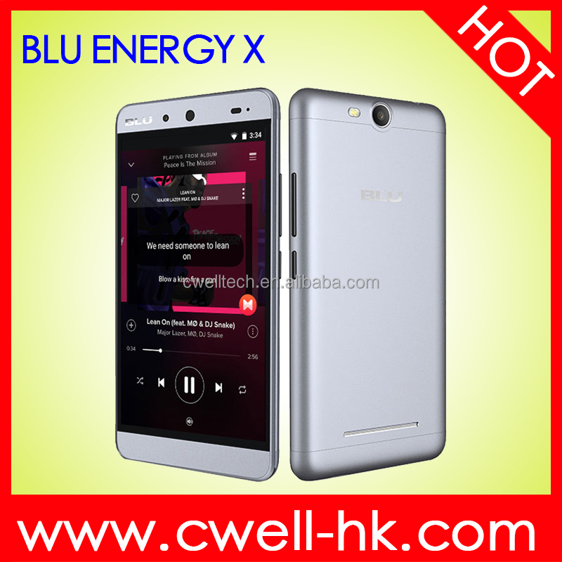 BLU ENERGY X Wholsale Lowest Price China Android Phone 5'' IPS Quad Core China Cheapest 3G Android Phone Mobile