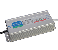 waterproof led powersupply 24v 100w for wall washer