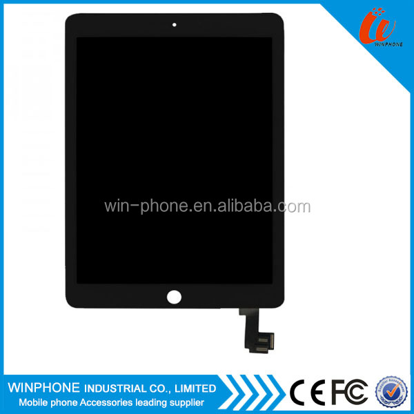 Original Repair Parts for iPad Air 2 LCD Display Touch Screen Digitizer Assembly