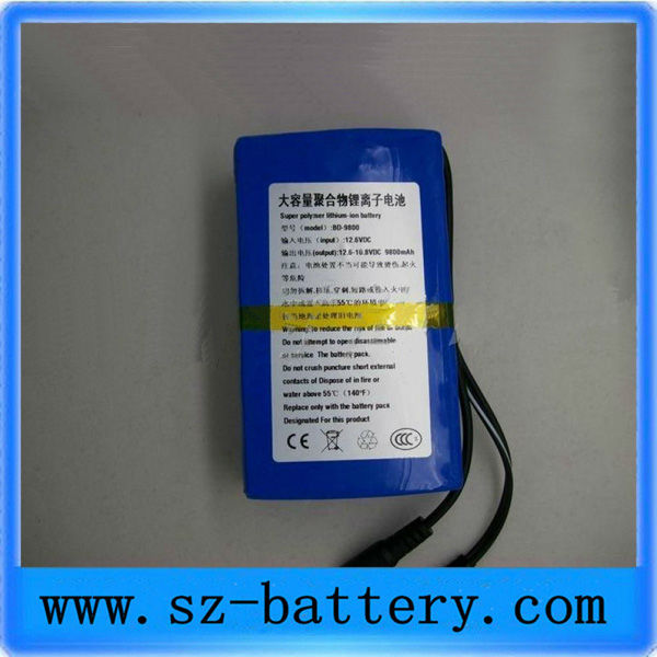 30ah lipo battery 12v rechargeable China