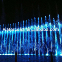 Handel Assurance Universele Nozzle Spray water feature met RGB LED licht