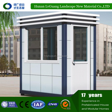 China moden cheap fireproof building prefabricated modular refugee camp houses