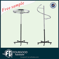 Clothing Rack / Rotating Display Stand for Clothing Store