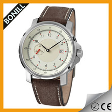 wholesale thin geneva watch japan movt water resistant with quartz movement