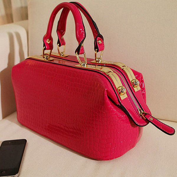 PU lady bag factory customized fashion hobo lady handbag
