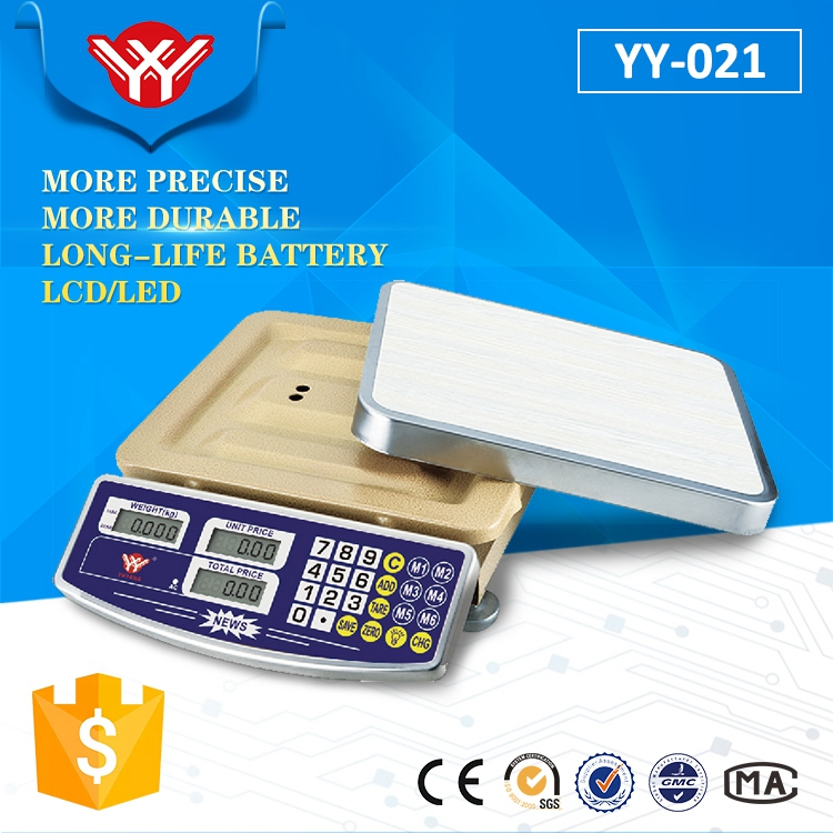 acs weighing scale manual YY-060 of usb weighing scale