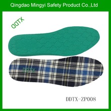 2014 soft breathable cotton cloth hi-poly insole / foot massager