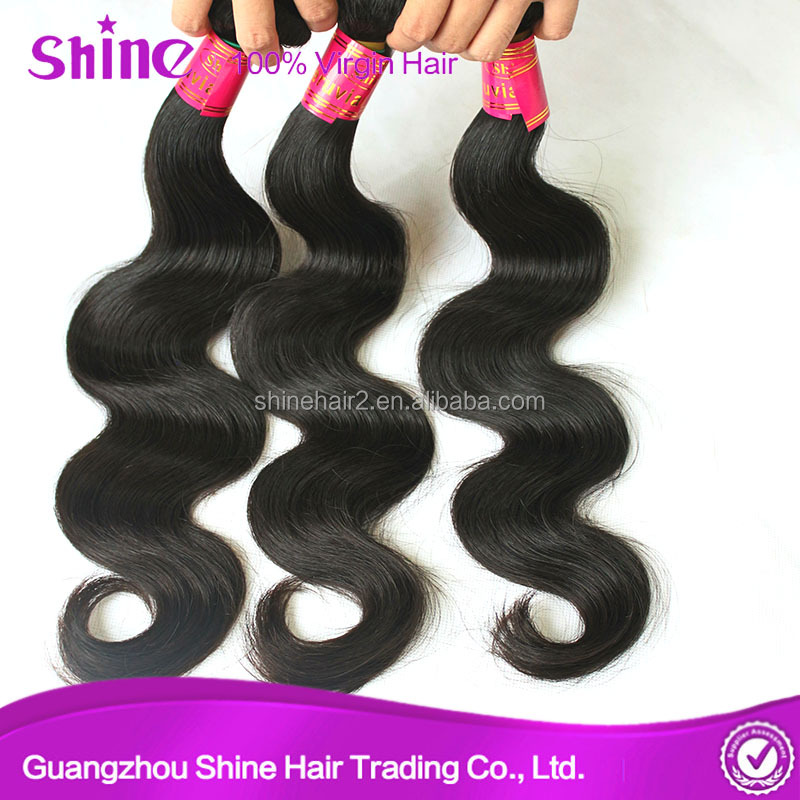 Top Quality real human raw hair grade types mink brazilian hair 9a