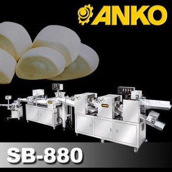 Anko Factory Small Moulding Forming Processor Steamed Bread Maker