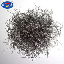 construction and building material low carbon waved steel fiber