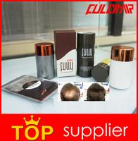 fully hair building fiber china for instant hair growth hair fiber bottle