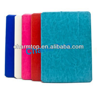 High Quality Flip Leather Smart Cover For iPad Air