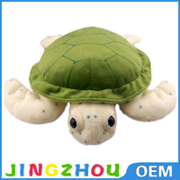 customized logo welcomed plush soft toy tortoise stuffed animals