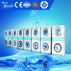 industrial semi automatic twin tub washing machine