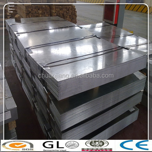 ASTM A653 DX51D Z275 Galvanized Steel Plate Specifications