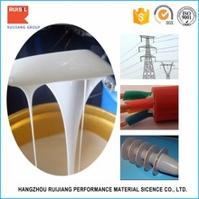 Excellent heat and cold resistance soft silicone rubber raw material