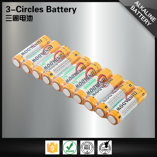 Durability wholesale cheap LR6 dry cell size aa 1.5v alkaline battery