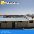 Yaoda cheap low cost eco friendly multi family modular homes sandwich panel prefab homes for costa rica