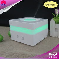 Portable decorative home humidifiersnight elf with essential oil