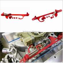 JXAUTO010 wholesale Aluminum Throttle Cable Carb Bracket Carburetor for 4150 4160